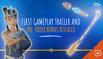 First gameplay trailer and pre-order bonus revealed